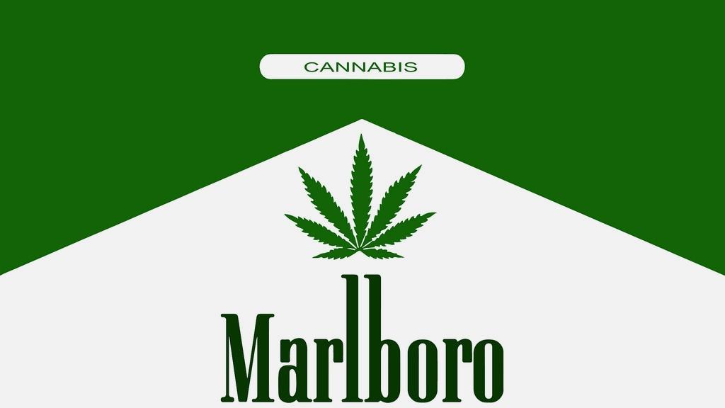 marlboro y cannabis